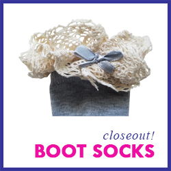 Closeout Boot Socks