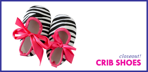 Closeout Crib Shoes