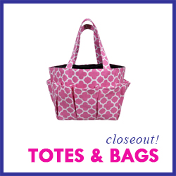 Closeout Totes