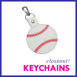 Closeout Keychains