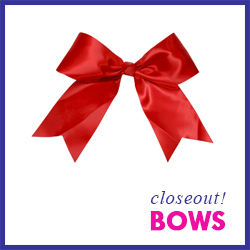 Closeout Bows