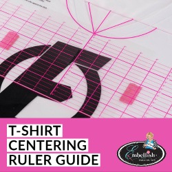 T-Shirt Centering Guide