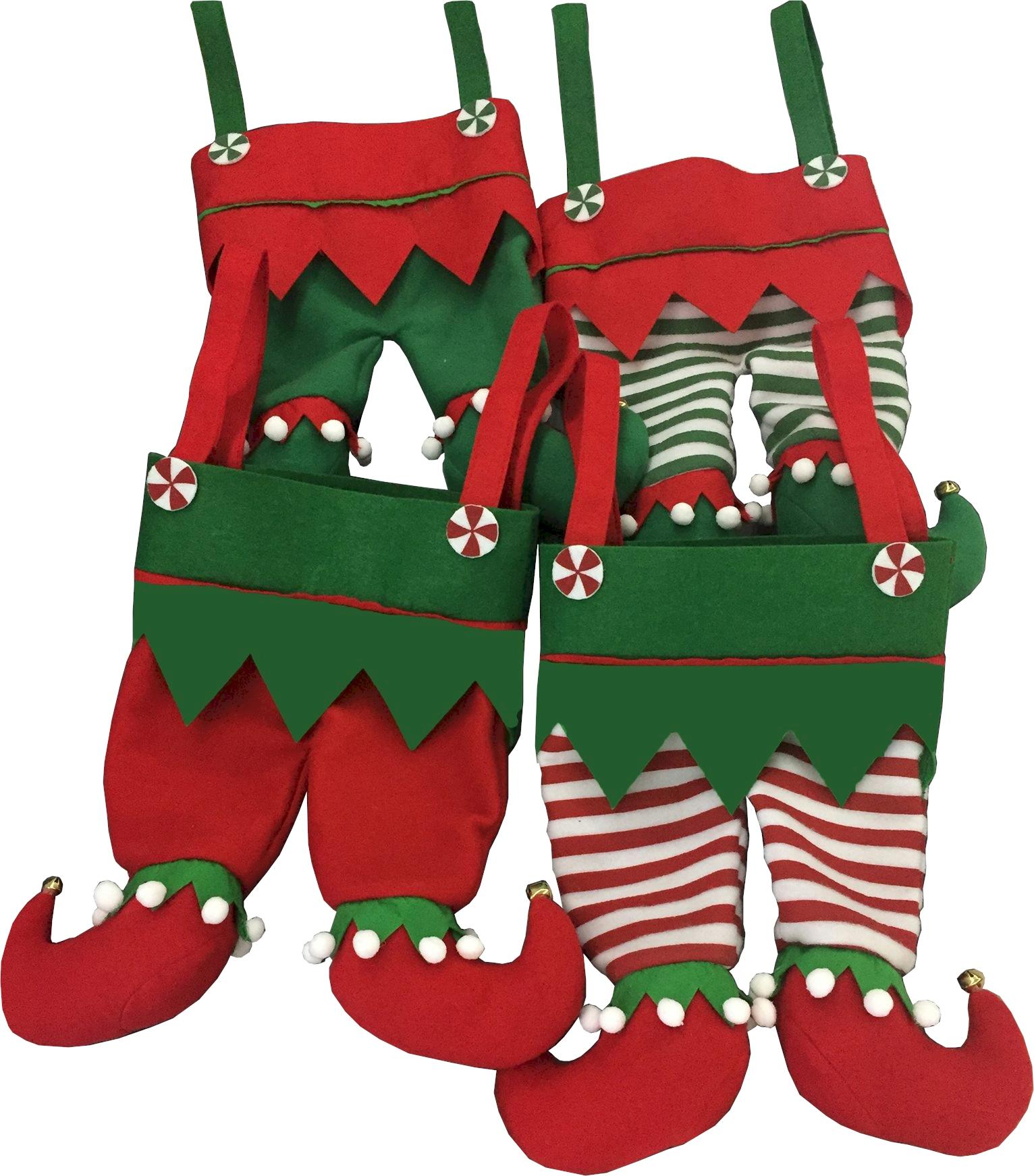 Christmas Elf Stockings