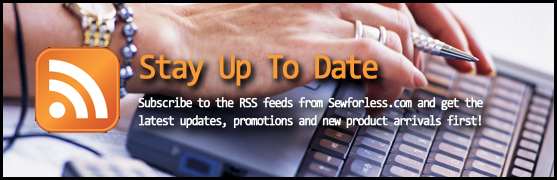 Sewforless.com RSS Feeds