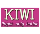 Kiwi Embroidery Paper