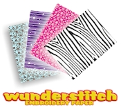 WunderStitch Embroidery Paper