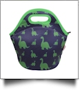 The Coral Palms® Neoprene Lunch Tote - Dino-Tastic Collection
