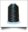 Glide Thread Trilobal Polyester No. 40 - 5000 Meter Spool - 11001 Black