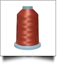 Glide Thread Trilobal Polyester No. 40 - 5000 Meter Spool - 51675 Burnt Orange
