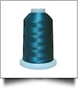 Glide Thread Trilobal Polyester No. 40 - 5000 Meter Spool - 60323 Teal