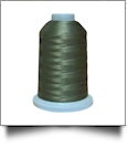 Glide Thread Trilobal Polyester No. 40 - 5000 Meter Spool - 60574 Soldier Green