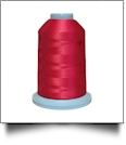 Glide Thread Trilobal Polyester No. 40 - 5000 Meter Spool - 70001 Cardinal