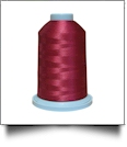 Glide Thread Trilobal Polyester No. 40 - 5000 Meter Spool - 70187 Ruby