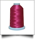 Glide Thread Trilobal Polyester No. 40 - 5000 Meter Spool - 70215 Fuchsia