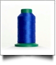 3510 Electric Blue Isacord Embroidery Thread - 5000 Meter Spool