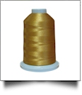 Glide Thread Trilobal Polyester No. 40 - 5000 Meter Spool - 80125 Honey Gold