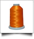 Glide Thread Trilobal Polyester No. 40 - 5000 Meter Spool - 80151 Pumpkin