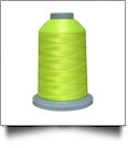 Glide Thread Trilobal Polyester No. 40 - 5000 Meter Spool - 80809 Citron Yellow