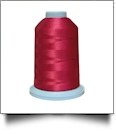 Glide Thread Trilobal Polyester No. 40 - 5000 Meter Spool - 90186 Candy Apple Red