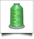 Glide Thread Trilobal Polyester No. 40 - 5000 Meter Spool - 90360 Neon Green