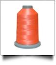 Glide Thread Trilobal Polyester No. 40 - 5000 Meter Spool - 90811 Neon Orange