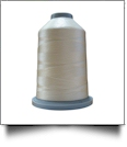 Glide Thread Trilobal Polyester No. 40 - 5000 Meter Spool - 20001 Cream