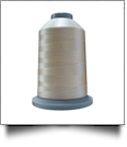 Glide Thread Trilobal Polyester No. 40 - 5000 Meter Spool - 20005 Pearl