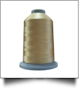 Glide Thread Trilobal Polyester No. 40 - 5000 Meter Spool - 20466 Sand