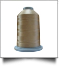 Glide Thread Trilobal Polyester No. 40 - 5000 Meter Spool - 20467 Caramel