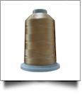 Glide Thread Trilobal Polyester No. 40 - 5000 Meter Spool - 20872 Vegas Gold