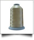 Glide Thread Trilobal Polyester No. 40 - 5000 Meter Spool - 24535 Shell