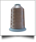 Glide Thread Trilobal Polyester No. 40 - 5000 Meter Spool - 27504 Coffee