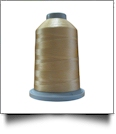 Glide Thread Trilobal Polyester No. 40 - 5000 Meter Spool - 27508 Butterscotch
