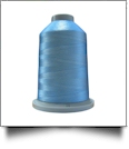 Glide Thread Trilobal Polyester No. 40 - 5000 Meter Spool - 30283 Azure