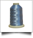 Glide Thread Trilobal Polyester No. 40 - 5000 Meter Spool - 30646 Sky