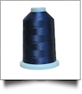 Glide Thread Trilobal Polyester No. 40 - 5000 Meter Spool - 30655 Captain Navy