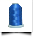 Glide Thread Trilobal Polyester No. 40 - 5000 Meter Spool - 30660 Bluejay