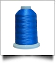 Glide Thread Trilobal Polyester No. 40 - 5000 Meter Spool - 33015 Electric