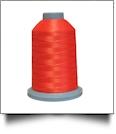 Glide Thread Trilobal Polyester No. 40 - 5000 Meter Spool - 50021 Safety Orange