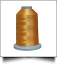 Glide Thread Trilobal Polyester No. 40 - 5000 Meter Spool - 51365 Pumpkin Seed