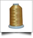 Glide Thread Trilobal Polyester No. 40 - 5000 Meter Spool - 27407 Military Gold