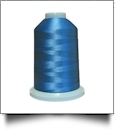 Glide Thread Trilobal Polyester No. 40 - 5000 Meter Spool - 30308 Cerulean