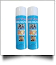 Brod' Spray Temporary Adhesive Spray - Two Pack - Large 500ML Can - GROUND ONLY