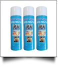Brod' Spray Temporary Adhesive Spray - Three Pack - Large 500ML Can - GROUND ONLY