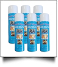 Brod' Spray Temporary Adhesive Spray - Six Pack - Large 500ML Can - GROUND ONLY