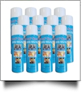 Brod' Spray Temporary Adhesive Spray - 12 Pack - Large 500ML Can - GROUND ONLY
