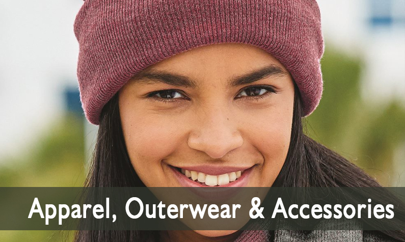 Apparel, Outerwear & Accessories