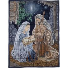 ISApack O Holy Night Isacord Embroidery Thread 53 Spool Kit + 2 Storage Boxes - DESIGNS SOLD SEPARATELY