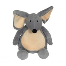 Embroidery Buddy Stuffed Animal - Maverick Mouse Buddy 16""