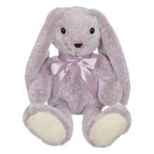Super Soft Big Ear Bunny - Purple